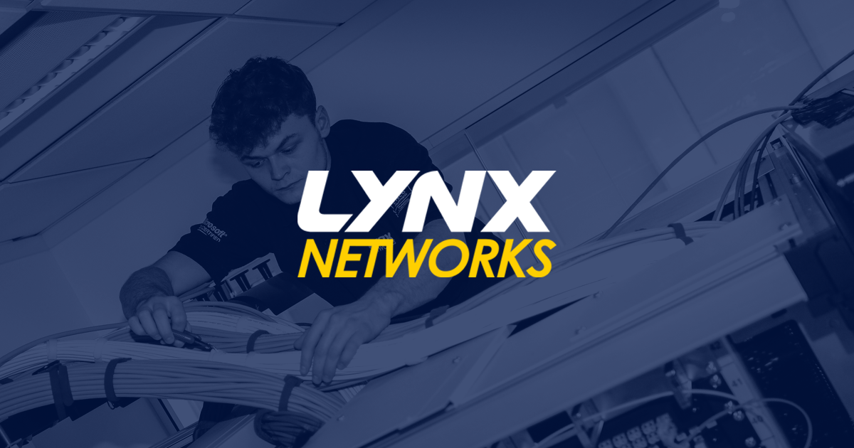 Data Cabling Installations Free Site Surveys Lynx Networks