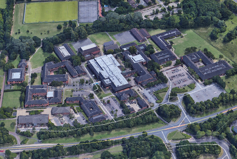 Stantonbury Campus – Phased Wireless With 10G Backbone