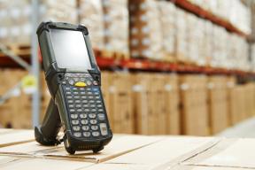 Warehouse Scanner