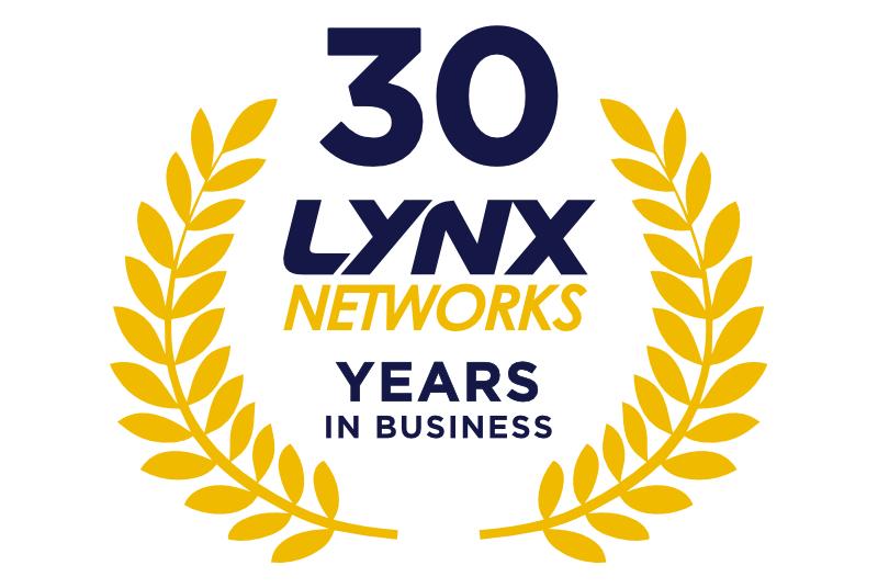 Lynx Networks celebrates 30 years