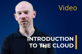 Introduction to Cloud Storage [video]