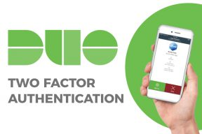 Duo Two Factor Authentication