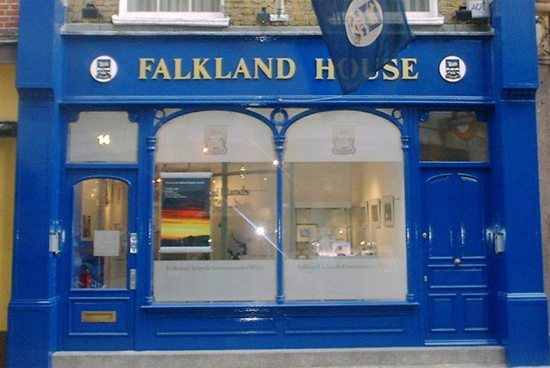 Falkland Islands Government London Office