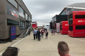 Lynx Silverstone British F1 Grand Prix
