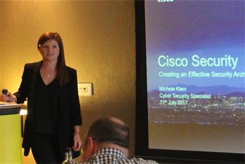 Lynx Host Cisco Cyber Security Seminar