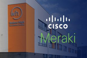 Cisco Meraki for Walton High
